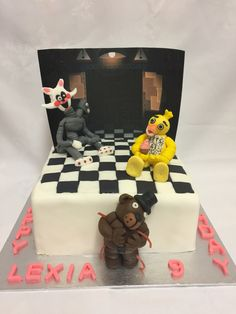 5 nights of freddy cakes for occasions wheeling