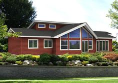 The Capilano | Qualicum Landing | Home Designs | Pinterest ...