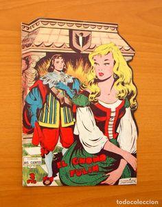 Colección Mis Cuentos - Nº 71 El Gnomo Fulin - Ediciones Toray