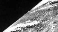 This picture of Earth was taken by American military engineers and scientists using a Nazi V-2 rocke... - Provided by Mental Floss