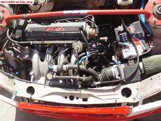 PEUGEOT 205 MAXI - Venta de coches de Competición Peugeot.