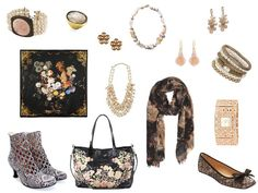 The Vivienne Files: A Common Wardrobe, with romance - the accessories