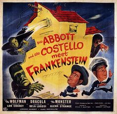 World Of Metal: A Hora do Monolito EP 16 - Abbott And Costello Meet Frankenstein