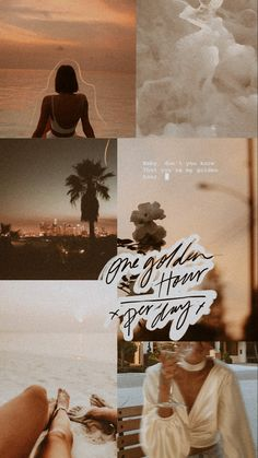 @tatianasoash | iphone wallpaper | one sunset per day
