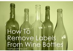 How To Remove Levels From The Wine Bottles!!! Useful Tip. #Home #Garden #Trusper…