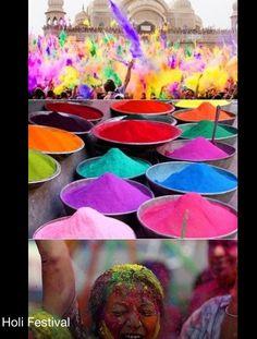 Definitely one of my bucketlist items ... travel to India to celebrate Holli :)