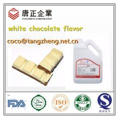 Kinds: white chocolate oil flavour, food additives Application:used for cake, beverage, cookies, ice cream and bakery food(the detailed range of application is subjected to GB2760) Use direction:this item is solved in water or directly added to production process. it is high-concentration flavor liquid; however. it can't be taken alone. Features:microencapsulated technology, good thermal resistance. Good effect with a little food additives. recommended dosage:0.07-0.35%.