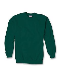 Hanes Ultimate Cotton Crewneck Adult Sweatshirt | hf260 XL