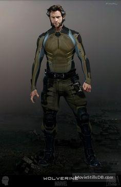 X-Men: Days of Future Past  - Pre-production image with Hugh Jackman