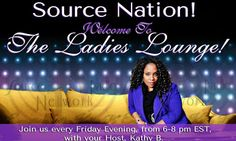 ENJOY THE SLIDE SHOW! Source Nation! Join us tonight @ 6:15 for another amazing episode of The Ladies Lounge. Tune in as Special Guest, Author, & Founder of DREAMGIRLZ INC and 3 Counselors and a Couch, LLC, Keba Green joins Kathy in the studio to share how her program is dedicated in helping youth to become self-aware of past and present life experiences. Don't miss this show. You've heard it here, on the all new Source Radio Network. @dreamgirlz unlimited