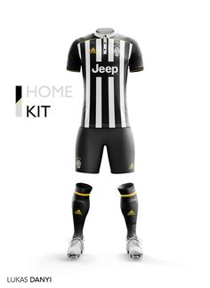 05d634e8ad341 I designed football kits for Juventus FC for the upcoming season 17/18.  フットボール