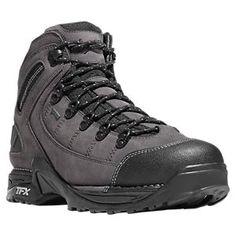 Danner 453 GORE-TEX Waterproof Hiking Boots for Men - Steel Gray - 11.5M