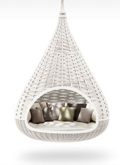 Tent - Double Hanging chair - Cocoon - Google Search