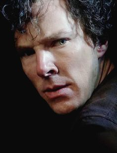 Sherlock. BC can literally put the very soul of every character he plays into his eyes! Few actors are able to do that so skillfully.