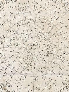 japanese star map.