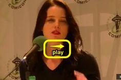 Rachel Nichols talks Continuum at Emerald City Comicon