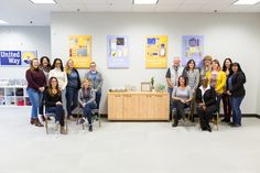 United Way Sacramento Gets a Bright & Inspiring Makeover – Design*Sponge