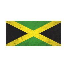 #Jamaica Canvas Print - #travel #art