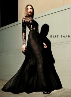 Still love lace... - Elie Saab