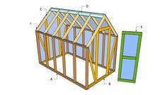 Mini greenhouse plans