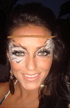 ibiza zoo project face paint - Google Search