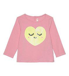 BILLIE BLUSH - Face cotton t-shirt 6-36 months | Selfridges.com