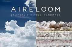 #Aireloom #Mattress #California #Design #Handmade Comfort Mattress, New Beds, New You, California, In This Moment, Learning, Handmade, Design