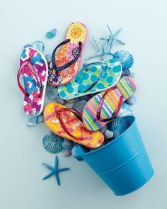 #garnethill #summerstyle  Flipflops - essentials for the beach!