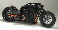 "No-Limit-Custom ""No Limit"" V-Rod"