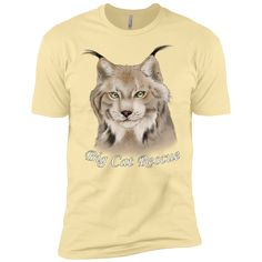 Hoping this new BCR Skipper the C... inspires you to protect cats. 100% of profits supports cats from tabbies to tigers http://catrescue.myshopify.com/products/nl3600-next-level-premium-short-sleeve-t-shirt-26?utm_campaign=social_autopilot&utm_source=pin&utm_medium=pin