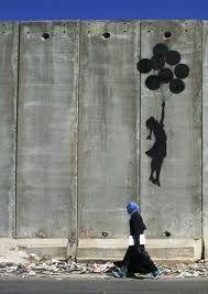 Bansky, Wall in Palestine