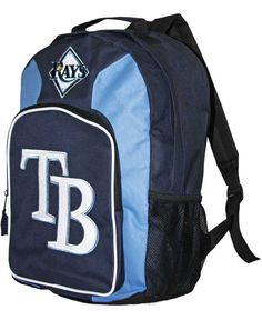 Concept One Tampa Bay Rays Southpaw Backpack