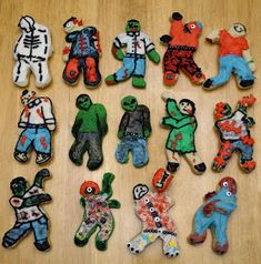 shows like the Walking Dead , iZombie , and Z Nation , the kids were excited when I bought this Zombie Dance Party Cookie. Haloween Party, Christmas Party Games, Halloween Food For Party, Halloween Desserts, Family Halloween, Halloween Crafts, Spooky Decor, Diy Halloween Decorations, Diy Halloween Activities