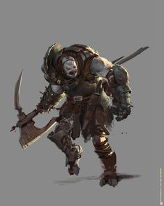 Images For > Fantasy Character Design