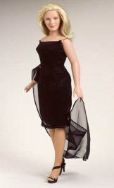 Robert Tonner plus Sized Fashion Doll | Fashion and Fun 2002: Robert Tonner Dolls   He is one of the very few doll designers to consider less than pencil thin bodies.