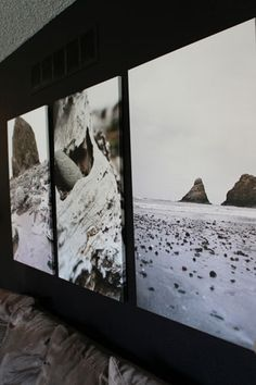Create a triptych of your favorite vaca photos on canvas! www.easycanvasprints.com