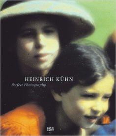 Amazon.com: Heinrich Kuhn: The Perfect Photograph (9783775725699): Monika Faber, Astrid Mahler, Heinrich Kühn: Books