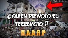 Terremoto do Equador seria de Ordem Natural? Ou teria sido provocado por HAARP?