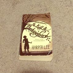 To Kill a Mockingbird Has been used but is still in decent condition! Other