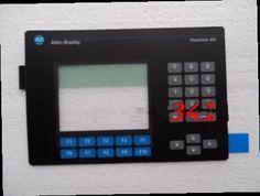 107.92$  Buy now - http://alifqm.worldwells.pw/go.php?t=32785582109 - DHL/EMS 2 Sets* 1PC AB 2711-B6C8 touchscreen button membrane
