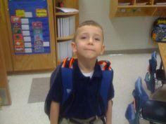 Nephew.... Trenton Lisa's youngest.....