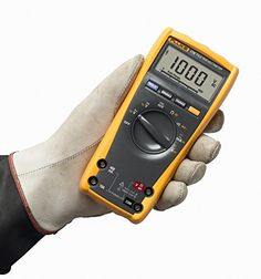 Fluke 175 ESFP True RMS Digital Multimeter, (ENG, SP, FR, POR)