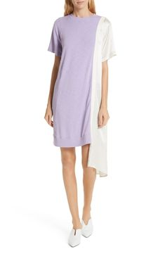 online shopping for Clu Colorblock Asymmetrical Dress from top store. See new offer for Clu Colorblock Asymmetrical Dress Women's Fashion Dresses, Dress Outfits, Casual Dresses, Metallic Party Dresses, Striped Tights, Lace Up Espadrilles, Long Sleeve Henley, Faux Wrap Dress, Jeans Dress