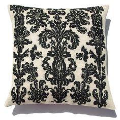 BAROQUE - black,cross stitch pattern