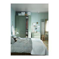 PAX Garderobekast - 150x60x236 cm, zachtsluitende scharnier - IKEA