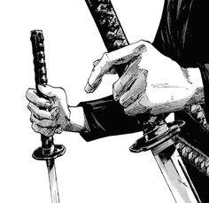 Manga Art, Manga Anime, Anime Art, Aesthetic Art, Aesthetic Anime, Main Manga, Ronin Samurai, Samurai Anime, Character Art