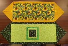 1000 images about 10 minute tablerunners on pinterest for 10 minute table runner with batting