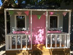 Cubby house decorating ideas and inspiration