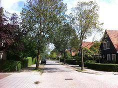 Oostenrijkse woningen in Leeuwarden