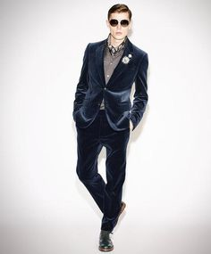 Louis Vuitton Men's Pre-Fall 2013